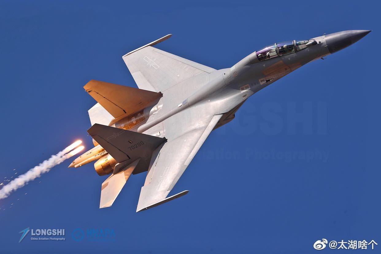 沈飞的产品在国土防空中发挥了重要的作用