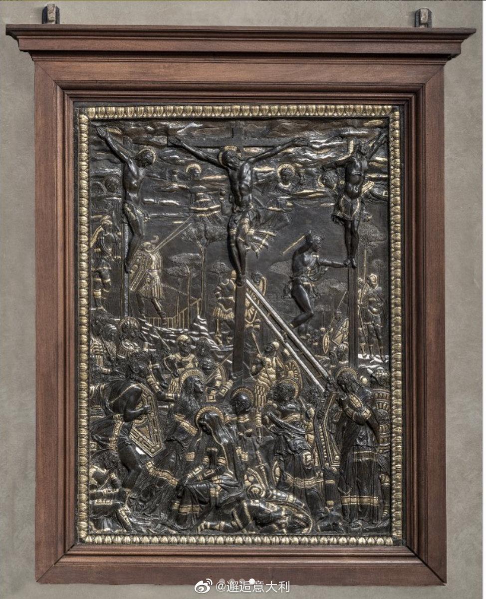 """最近在巴黎卢浮宫举办的特展""""身体与灵魂,从多纳泰罗到米开朗基罗"""
