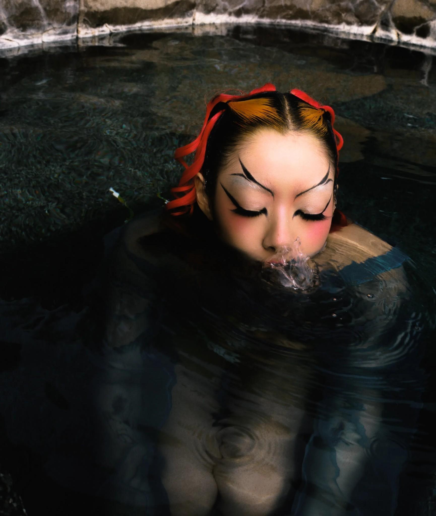 Rina Sawayama by Erika Kamano.