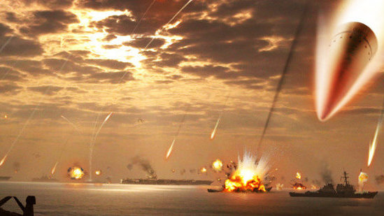 美军能拦截中国反舰弹道导弹吗?