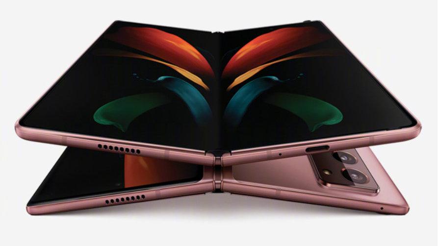 小米正在测试的折叠手机采用内折叠设计!三星内折叠最终成主流