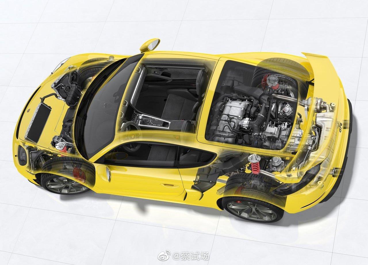 保时捷承认Cayman GT4变速箱问题