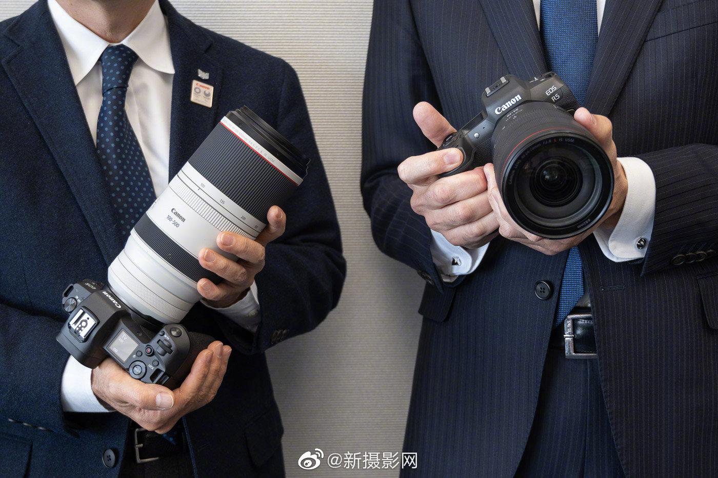 佳能EOS R5相机、RF 100-500mm F4.5-7.1 L IS USM镜头实拍图