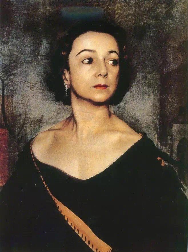 皮埃特罗.阿尼戈尼(1910-1988)做为二十世纪最伟大的艺术家之一