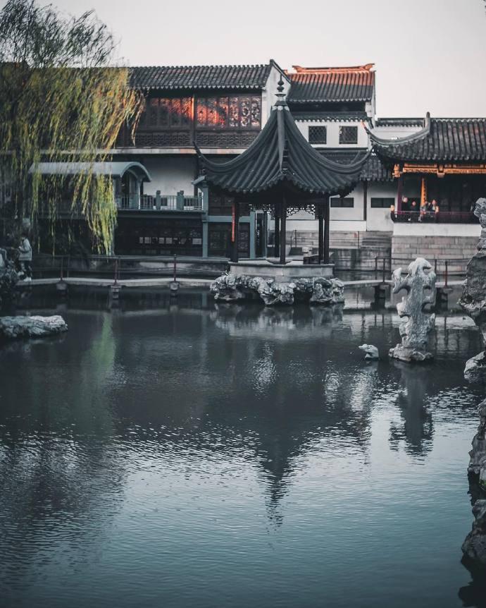 江苏 | 苏州园林ig:tony_tsui_fotography