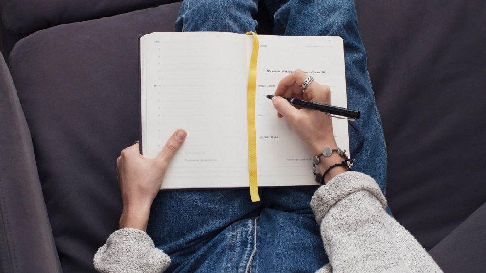 """""""子弹日记"""":把空白笔记本变成效率机器"""
