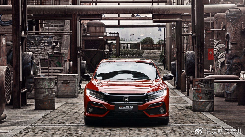 全新CIVIC思域Hatchback热擎上市!更加炫酷外观!更加流畅性能!