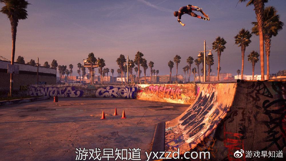 《托尼霍克:职业滑板手1 + 2》现已登陆Xbox One发售