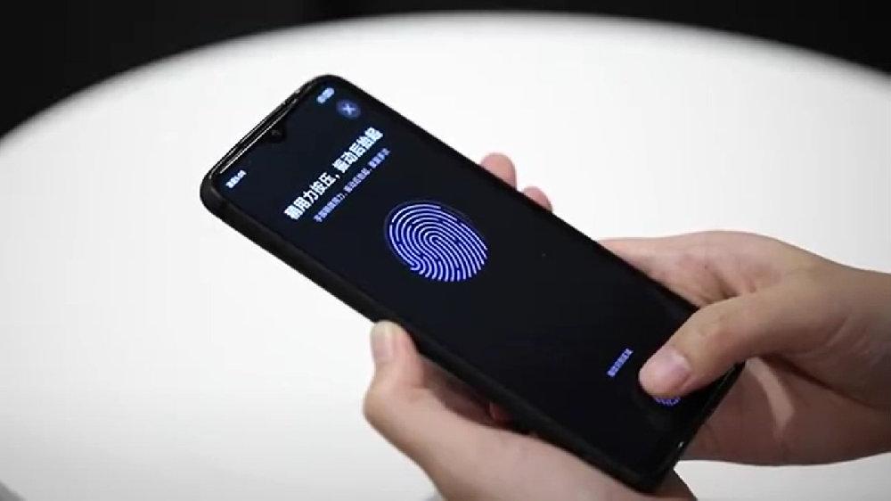 未来的智能手机可能会使用手指静脉生物识别技术