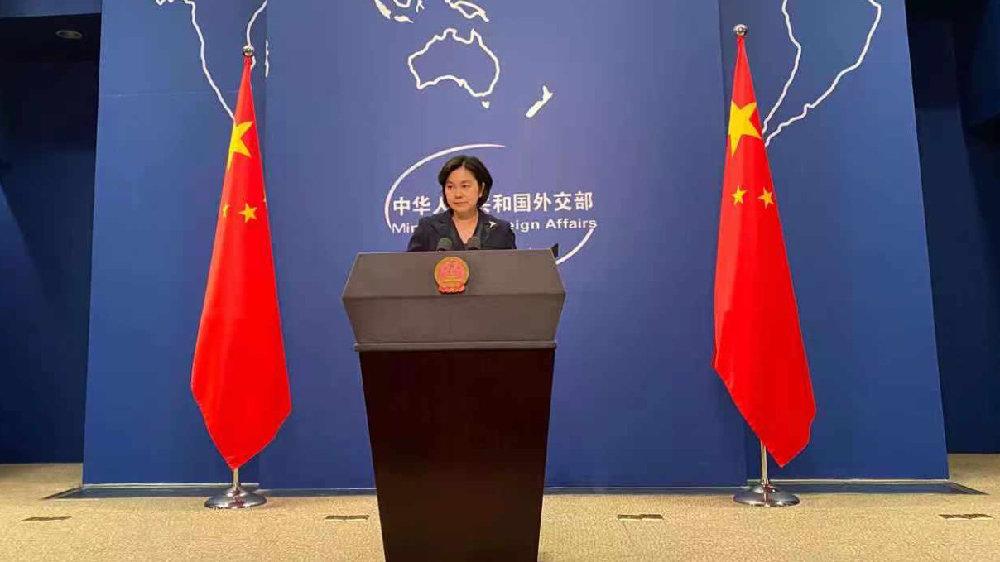 美国政权交接之日,华春莹的变与不变丨北京观察