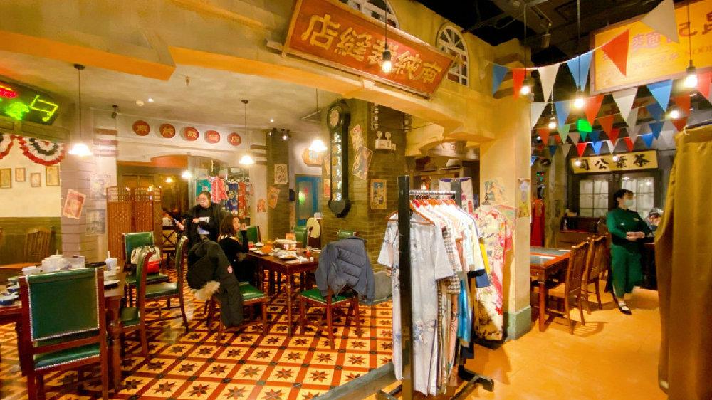 南京新街口藏着一个有着民国特色的餐厅,臭豆腐味道让人惊艳