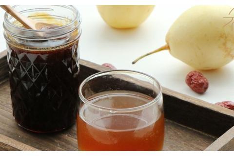 不加糖、不加水的秋梨膏,配方做法全公开