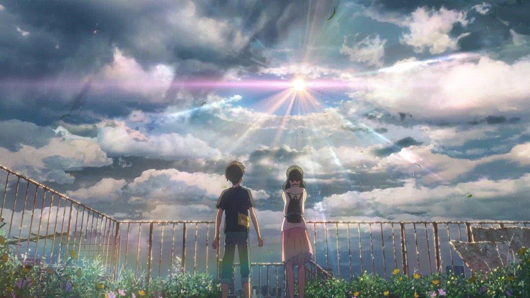 电影手册评新海诚《天气之子》