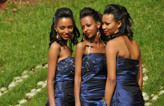 非洲美女最少的国家,女人从来不护肤,游客来旅行只为一睹黑珍珠