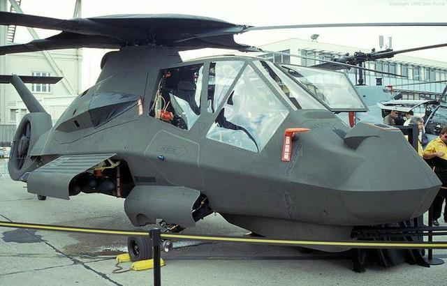 """SB-1加""""科曼奇"""",等于美军新型武装直升机?"""