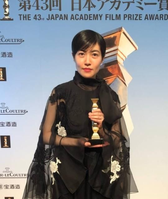 「星闻」沈恩敬获得第43届日本电影学院奖最佳女主角奖!