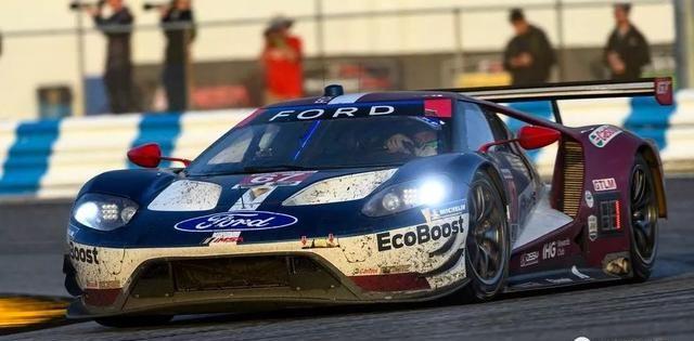 谁说福特不能做超跑--GT40传奇