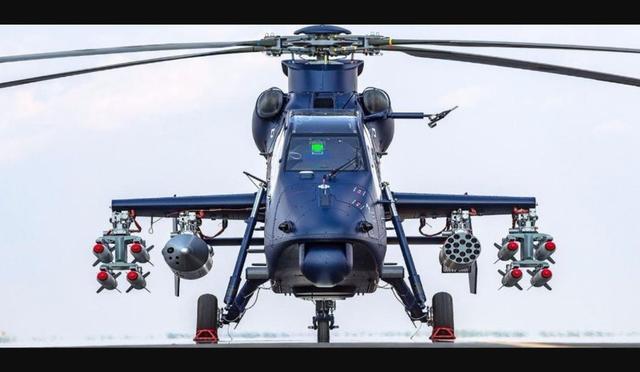 直-19E黑旋风,网友称为阿帕豚,到底算不算正宗的武装直升机?