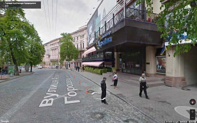 乌克兰首都基辅,看看乌克兰老百姓的住房和生活,很有法国的感觉