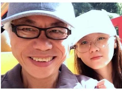 """相差40岁""""爷孙恋""""李坤城林靖恩要结婚了,两人已甜蜜同居7年"""