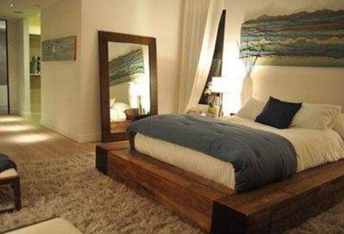 卧室采用这种设计风格,既便宜又美观,老师傅看了都说好
