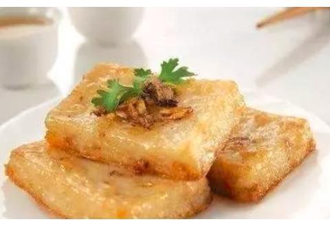 美食精选:素萝卜糕,白灼虾,电饭煲炒鸡翅,笋干炒肉的做法