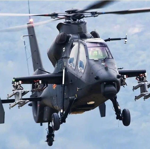 """直-19E黑旋风,网友称为""""阿帕豚"""",到底算不算正宗的武装直升机?"""