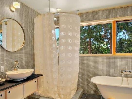 年轻人的淋浴房,就该这样设计,抛弃了传统的淋浴房设计