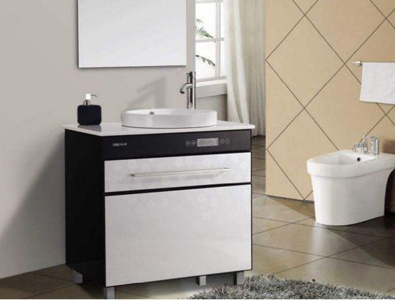 还有这种新型热水器?要不是家电销售跟我说,还一直不知道