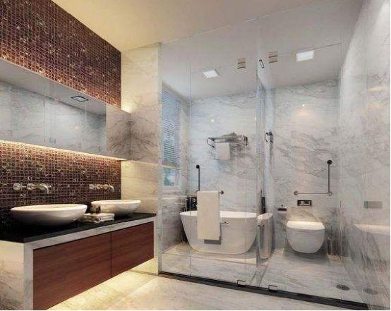 小户型卫生间怎么设计?聪明人都是这样装,空间利用率高一倍