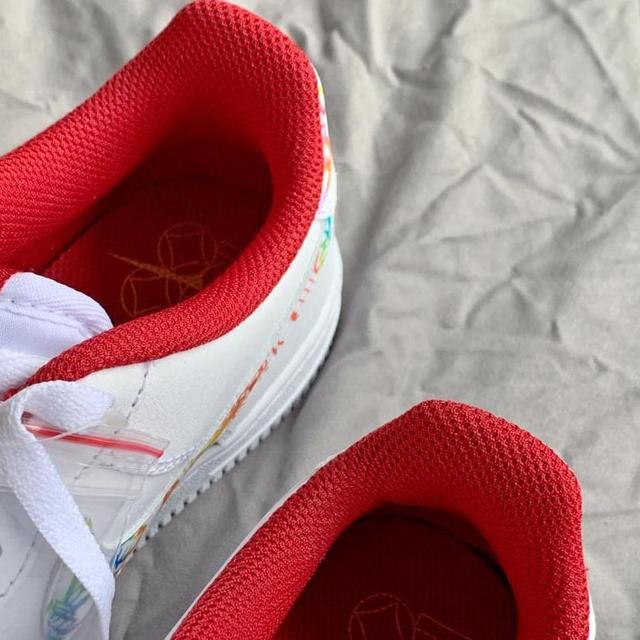 鼠年必穿的限定款球鞋!耐克AF1新年款,好看到飞起