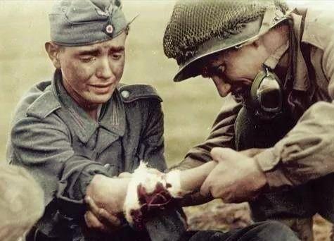 为什么感觉同为二战国家的日本总是兵力捉襟见肘,而德国却没有?
