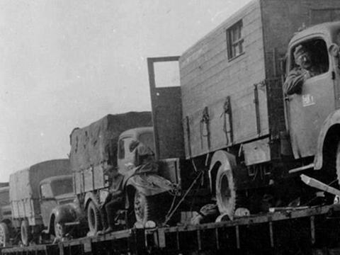 你有多了解苏联在二战时期的铁路运输?为苏联撑起了战略大动脉