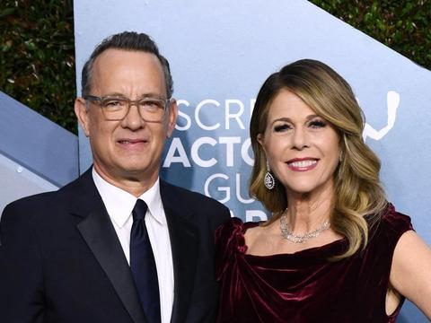 震惊!《阿甘正传》主演汤姆·汉克斯及妻子不幸确诊新冠肺炎