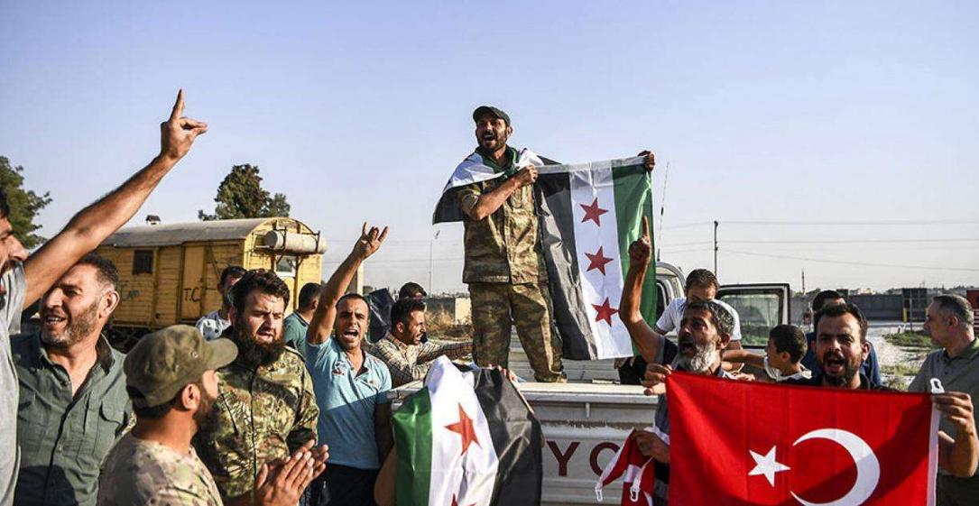 叙利亚驻土耳其大使表示,安卡拉已成功掩盖了其扩张主义意图
