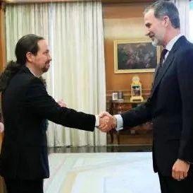 西班牙女部长确诊,老公是副首相和国王握过手,政府官员只好全体...