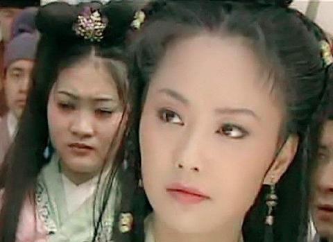 西游记后传:最美的4个女人,白莲花嫁美国丈夫,赵本山成她姐夫