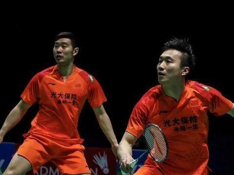 2020全英羽毛球公开赛男双1/4决赛,刘成+黄凯祥1-2李洋+王齐麟
