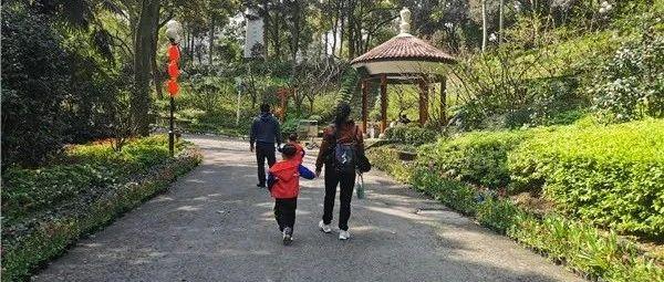 好消息!今起,万州城区七大公园恢复开放!入园需佩戴口罩,禁止扎堆聚集!