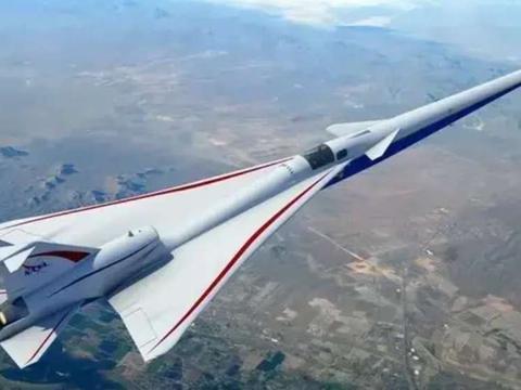 超音速客机大潮来袭:明年多款超音速客机将首飞!