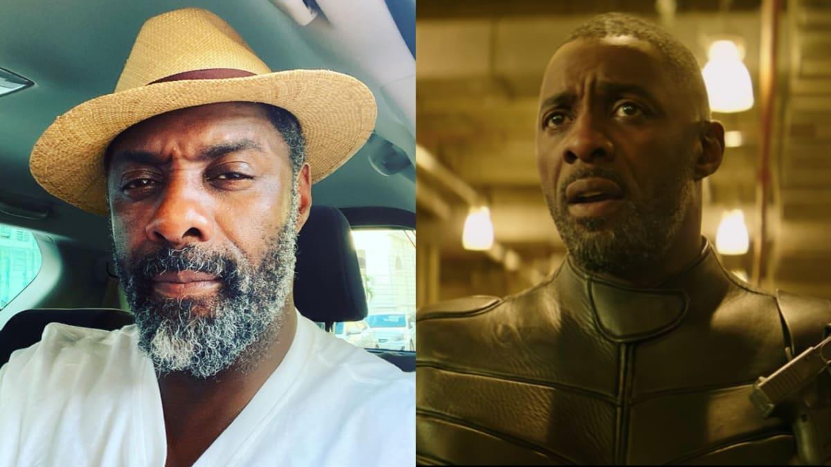 英国男星伊德瑞斯·艾尔巴Idris Elba 确诊感染2019冠状病毒