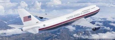 壕!美国开始研发下一代总统专机,单机报价高达26亿美元