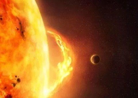 """天文盛宴!3月19日,地球将迎来""""太阳风"""",科学家:将引发极光"""