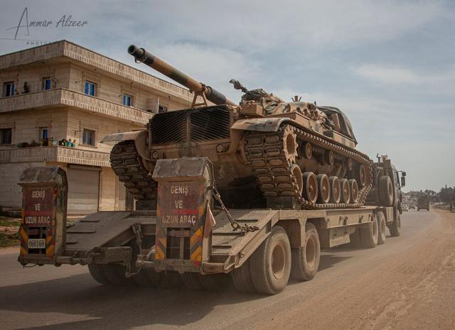6个装甲师越过边境,土耳其总统霸气发声,警告叙利亚政府军收手