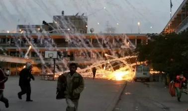 步兵最怕碰到的东西:反步兵地雷、火焰喷射器、温压弹、白磷弹!