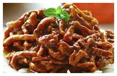 美食推荐:酱香里脊丝,黄豆焖排骨,酱香小炒茄丁的家常做法