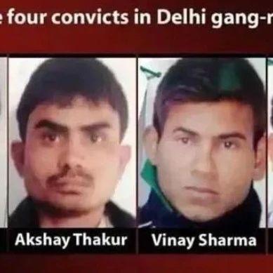 88个月!黑公交轮奸案暴徒今天被绞死,可印度的女人们为何还是觉得错信了莫迪…