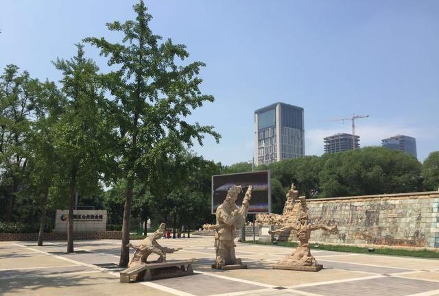 北京被忽略的景点,是北京建成的第一个人文奥运景观,不收门票