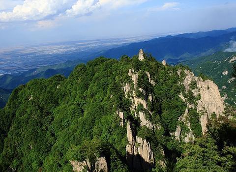宝鸡这个全国重点风景名胜区自古是道家名山 传说炎帝还在此生活