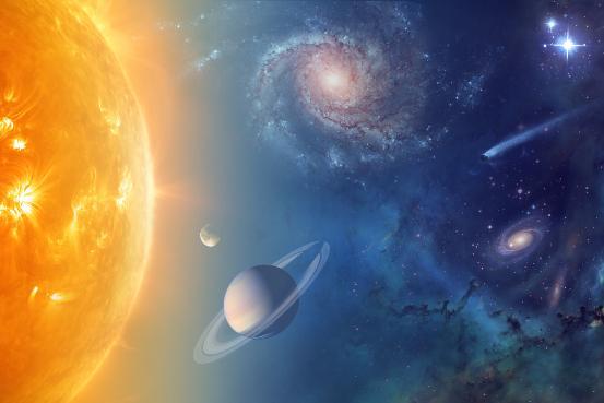 土卫三和木卫二有什么联系?接连出现大量红色条纹,它们是什么?